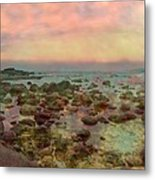 Toward The Sea Metal Print