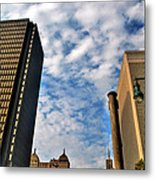 Towering Towers Metal Print