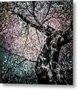 Tracing The Constellations Metal Print