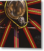 Traction Metal Print by Meirion Matthias