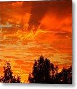 Trailing Clouds Of Glory Metal Print