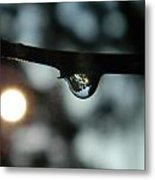 Transformation Of The World Metal Print