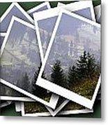 Transylvania Landscape Metal Print
