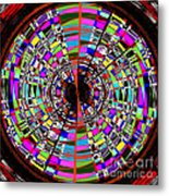 Trapped In The Vortex Metal Print