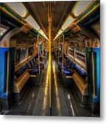 Travelling Light Metal Print