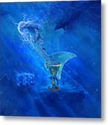Treasured Cups From Atlantis. Metal Print