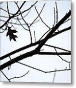 Tree Art Two Metal Print