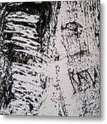 Tree Bark IIi Metal Print