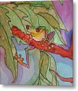 Tree Frog Series Metal Print