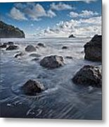 Trinidad Afternoon Metal Print