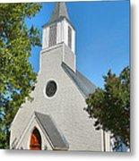 Trinity Episcopal Church I Metal Print