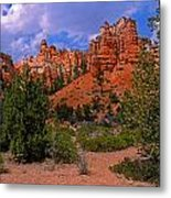 Tropic Canyon Metal Print