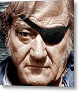 True Grit, John Wayne, 1969 Metal Print by Everett