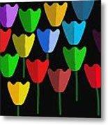 Tulip 3 Metal Print