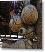 Tumacacori Gourds Metal Print
