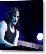 Tuomas Holopainen - Nightwish  Metal Print