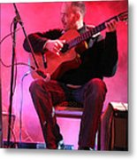 Turab Guitar Player Victor Kawas Metal Print
