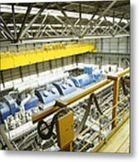Turbine Hall Metal Print