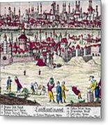 Turkey: Istanbul, C1820s Metal Print