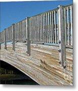 Turkey Point Bridge Metal Print