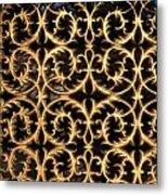 Turkish Gate Metal Print