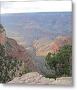 Twilight At Grand Canyon Metal Print