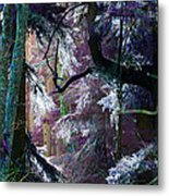 Twilight In My Eyes Metal Print