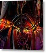 Twilight N Abstract Monster Fx  Metal Print