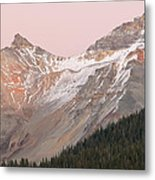 Twilight San Juan Mountains Metal Print