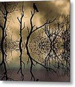 Twilight Metal Print by Sharon Lisa Clarke