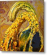 Two Gourds Metal Print