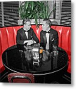 Two Tuxedos Metal Print