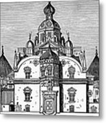 Tycho Brahes Observatory Metal Print