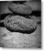 U R My Rock Metal Print
