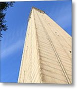 Uc Berkeley . Sather Tower . The Campanile . Clock Tower . 7d10080 Metal Print