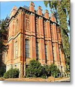 Uc Berkeley . South Hall . Oldest Building At Uc Berkeley . Built 1873 . 7d10113 Metal Print