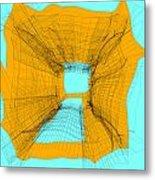 Next Wave Web-ud-00007b Metal Print