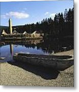 Ulster History Park, Co Tyrone, Ireland Metal Print