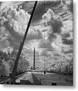 Under Construction Metal Print