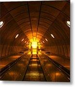 Underground 11 Metal Print