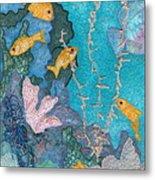 Underwater Splendor II Metal Print
