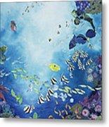 Underwater World IIi Metal Print