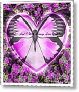 Unexpectedly That Day Metal Print