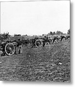 Union Artillery, 1860s Metal Print