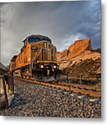 Union Pacific 6807 Metal Print