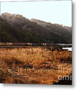 Union Pacific Locomotive Trains . 7d10546 Metal Print
