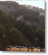 Union Pacific Locomotive Trains . 7d10553 Metal Print