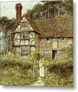 Unstead Farm Godalming Metal Print