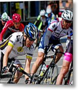 Up For The Challenge Metal Print
