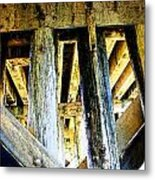 Up From Under Metal Print